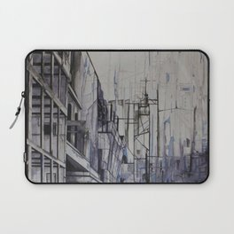 Invisible city Laptop Sleeve