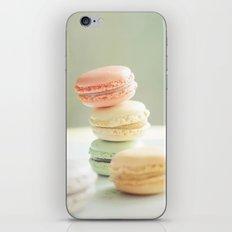 Pretty Macarons iPhone & iPod Skin
