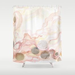 Vanilla Shower Curtain