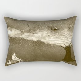 Whale for me Rectangular Pillow