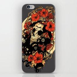 Mors/Venustas iPhone Skin