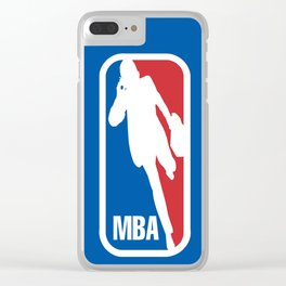 MBA Clear iPhone Case