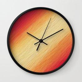 Midday Wall Clock