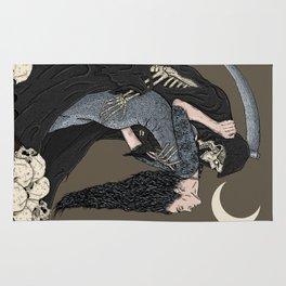 A Dance with Death Rug