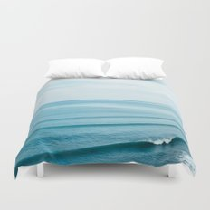 Pretty Waves Duvet Cover