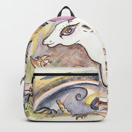 Touched by Love Backpack