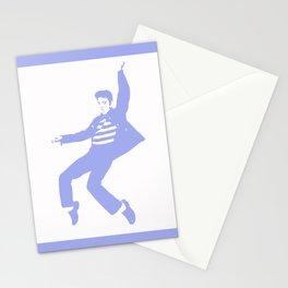 Elvis in B Major Stationery Cards