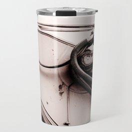 Dig Doug Industry Machine Abstract Travel Mug