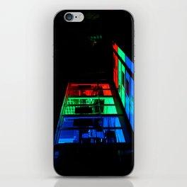 pick a door iPhone Skin