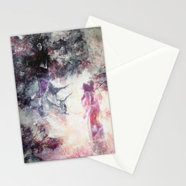 Hades and Persephone: First encounter Stationery Cards