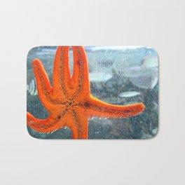 A STAR IN THE OCEAN Bath Mat