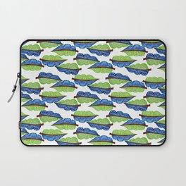 Botanical pattern #buyart Laptop Sleeve