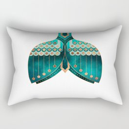 Mermaid 1 Rectangular Pillow