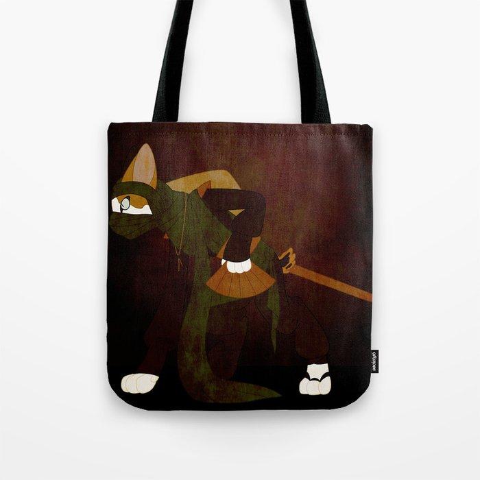Japanese Bobtail Tote Bag