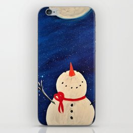 Whimsical Winter iPhone Skin