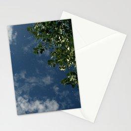 Emitting Eternal Light Stationery Cards