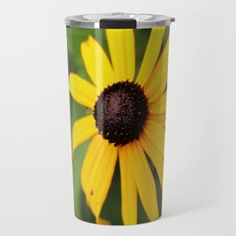 Black Eyed Susan Travel Mug