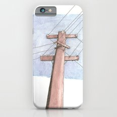 In a Network of Lines that Intersect iPhone 6s Slim Case