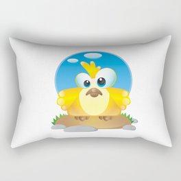 Birdy Nam Nam Rectangular Pillow