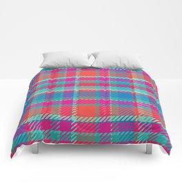 Plaid Comforters