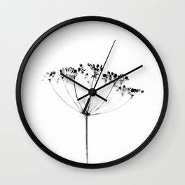 heracleum Wall Clock