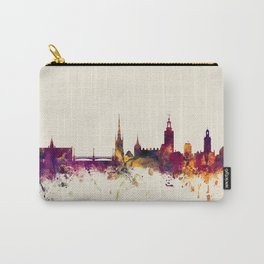 Stockholm Sweden Skyline Carry-All Pouch