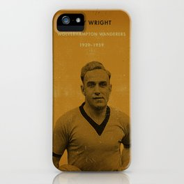 Wolves - Wright iPhone Case