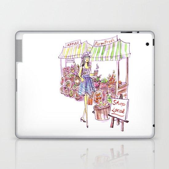 Farmer's Market Laptop & iPad Skin
