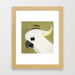 Cockatoo Framed Art Print
