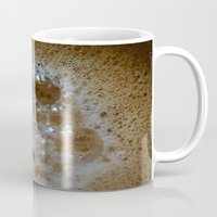 coffe Mugs featuring Coffe Time by lenomadecom