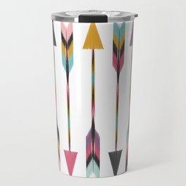 Bohemian Arrows Travel Mug