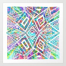 """Summer""   The Colours Of Fun Art Print"