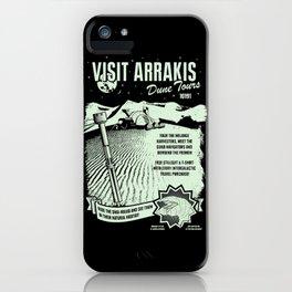 visit arrakis iPhone Case