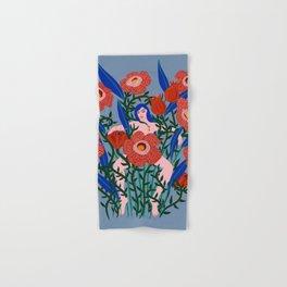 Rafflesia Hand & Bath Towel