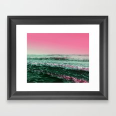 Wild Summer Framed Art Print