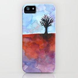 In Limbo - Cinnabar iPhone Case