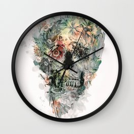 Momento Mori XIII Wall Clock