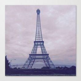 Paris, Tennessee Canvas Print