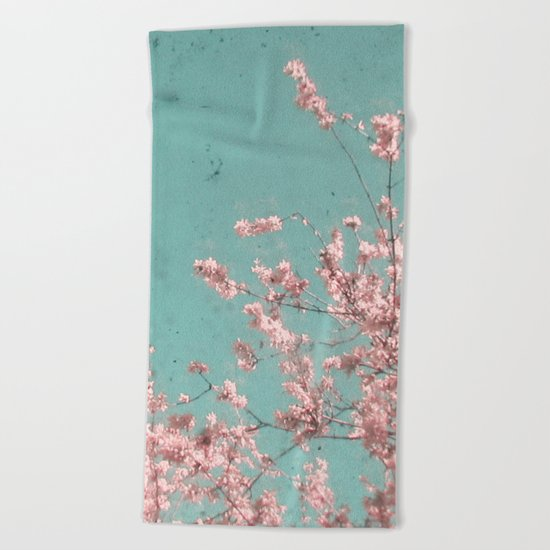 Spring Dream Beach Towel