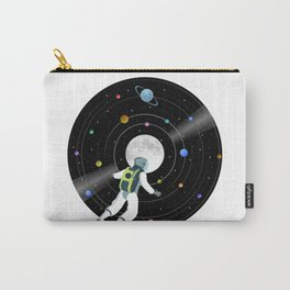 Space Record Carry-All Pouch