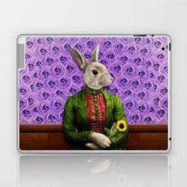 Miss Bunny Lapin in Repose Laptop & iPad Skin