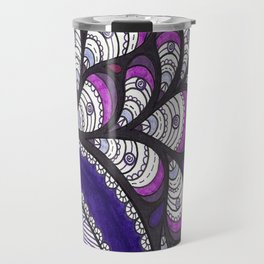 Purple-licious Travel Mug