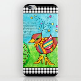 Momma Bird iPhone Skin