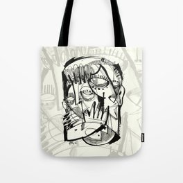 Here for Each Other Tote Bag