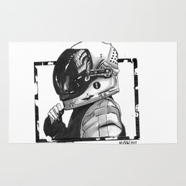 SpaceGirl Rug