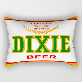 DIXIE BEER OF NEW ORLEANS Rectangular Pillow