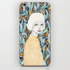 Emilia iPhone & iPod Skin