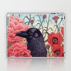 Crow Effigy Laptop & iPad Skin