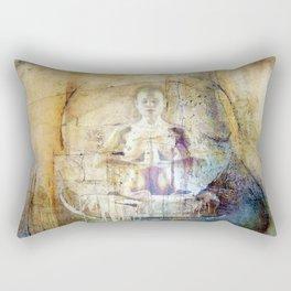 Mind Off Rectangular Pillow