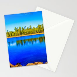 Reflection Lake Stationery Cards